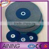 Abrasive metal best quality thin cut off wheel