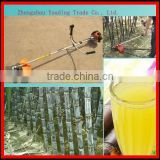 high quality mini sugar cane harvester /cutter