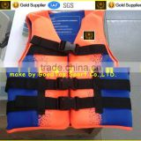 Baby neoprene life jacket manufactory wholesale
