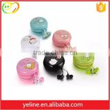 Cheap gifts colorful earphones with microphones for tablet                                                                         Quality Choice