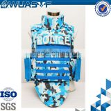 Military soft kevlar navy bulletproof vest