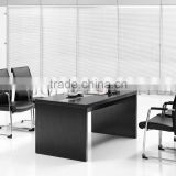 Wholesale Training Desk Small Conference Table Specifications Black 4 People Table(SZ-MT094)