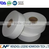 100% polyester buckram for curtain nonwoven fabric