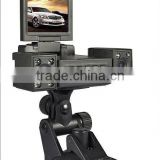Whole sale-Car video recorder ,car black box,HD double lens,120degree view angle,8ninght lights
