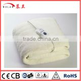 2015 China Factory new synthetic wool cold electric blanket