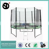 Hot sale fitness equipment large trampolines bed design for bodybuilding