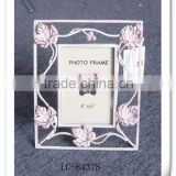 LC-84378 China wholesale modern lovely metal kid photo frame