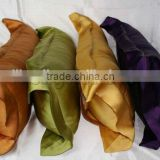 2014 New Pattern 22mm Solid Color Silk Pillow