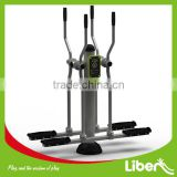 CE Approved Outdoor Gym Sports Exercise Fitness Equipment For Park And Community Galvanized Steel LE.SC.007