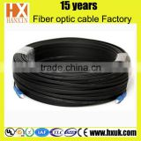 Top sale FTTH GJXH drop cable G657A LSZH Fiber Optical Pigtail sc/pc upc apc fiber optic