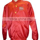 pure satin jacket,custom made pure satin bomber jacket,pure style college letterman satin jacket