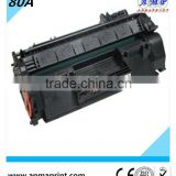 Factory price Laser Toner Printer Cartridge Supplier CF280A Laser Printer Cartridge for HP bulk buy from china