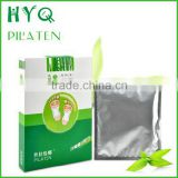 PILATEN Bamboo Vinegar health broadcast detox foot patch for foot skin care and beauty
