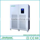 EverExceed Low Frequency GBT input rectifier 1-200KVA Three Phase UPS PowrNX For Financial System