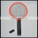 2015 HXP HIPS rechargeable electronic new design insect killer agent mosquito bat racket