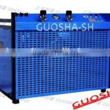 GSW200 Big Workload 200-300 Bar Efficient Portable Paintball Club Used High Pressure Air Compressor