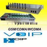 New!!!!8 channels 32 ports GSM/CDMA/WCDMA SIP gateway antenna with gsm fixed wireless terminal