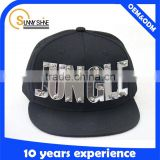 Boys hats simple snapback cap and hats