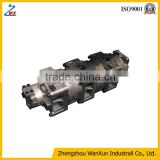 factory high quality wanxun hydraulic gear pump 705-55-34190 for wheel loader part WA380-3