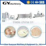 Healthy insant food machine/body building baby food production line