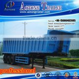 40-50Ton dump truck trailer,tipper trailer with dimensions optional for sale in dubai