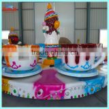 children coffee cup carousel for sale