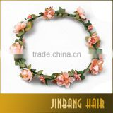 Best Selling Products New Premium Wedding Festival Flower Bride Garland Wreath Hair Headband