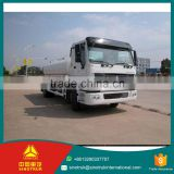 SINOTRUK HOWO water truck You can install high-pressure water gun 10000 liter water tank truck