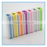2600mah power bank for IPHONE /portable battery charger/Portable mobile charger for various digital