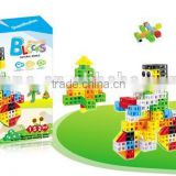 BNE100849 152pcs natural world plastic creative Educational building block
