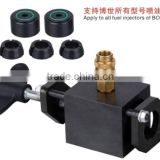 Hot sell mini Boschs common rail injector parts fuel oil collector for common rail test bench