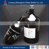 Wholesale Manufacturer Glass Bottle Amber Beer Glass Bottle China