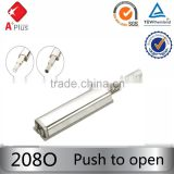 208O push to open door catch system for cabinet hardware
