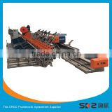 CNC automatic deformed reinforcing bar cutting and bending integrated machine