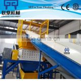 Large scale LDPE/HDPE film/sheet/flake/lump/board twin shaft shredder                                                                         Quality Choice