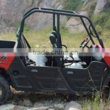 EEC EPA approval 800cc automatic cvt 4x4 farm utility vehicle