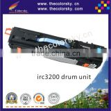 (DUC-3200) color copier drum image imaging unit for Canon irc3200 irc 3200 irc-3200 GPR-11 GPR11 bk/c/m/y
