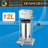 12 Liters Vertical Type Industrial Sausage Making Machine(SY-SF12 SUNRRY)                                                                         Quality Choice