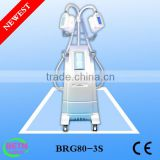 Three handles Criolipolisis reach -16C freeze temperature to make non-invasive procedure slimming machine