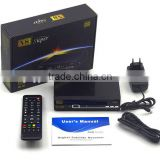 V8 Super powervu DVB-S2 digital satellite receiver support Biss Key ,cccam youtube powervu in stock