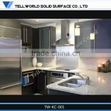 High quality elegant design artificial marble kitchen worktop finishing