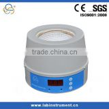 Intelligent digital display laboratory heating mantle for lab instrument, accurate tem-control