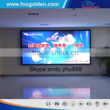 hot sell advertising fixed outdoor led display screen p16 / p16 aliexpress video tv led display