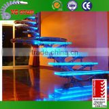 LED Space Saving Stairs