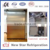 Automatic cold room sliding door with smart control system                                                                         Quality Choice