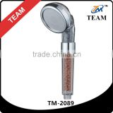 TM-2089 Bathroom shower accessories mineral stone health care hand shower head vc shower filter