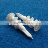 High quality 42MM drywall building screw plastic anchor plastic plug expanding screws