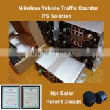 Patent Design Wirelss Speed Sensor Vehcile Traffic Counter Vehicle Detection Sensor in Factory Price