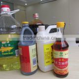 Automatic 1-5L Oil Bottle Filling Machine Piston Filler