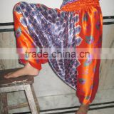 Wholesale Price Indian Harem,Cotton rayon Aladin harem pants- Indian pants -Sarouels,baggy harem pants - Boho hippie harem pant